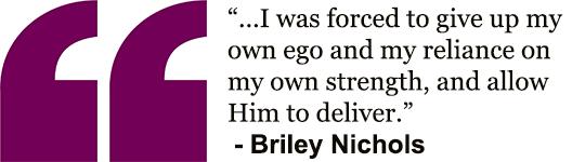 Briley's quote