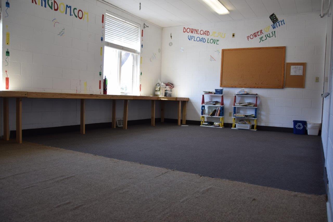 Sunday School Room