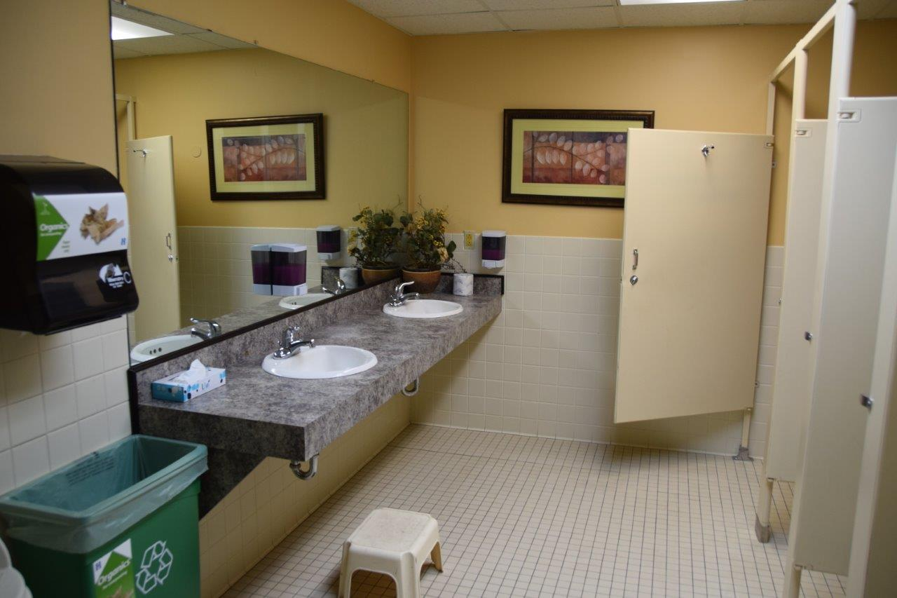 It's time to update the bathrooms