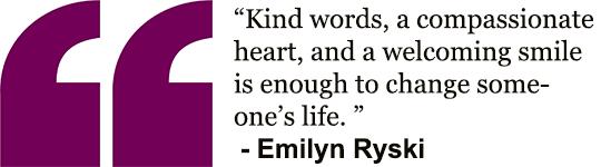 Emilyn's quote
