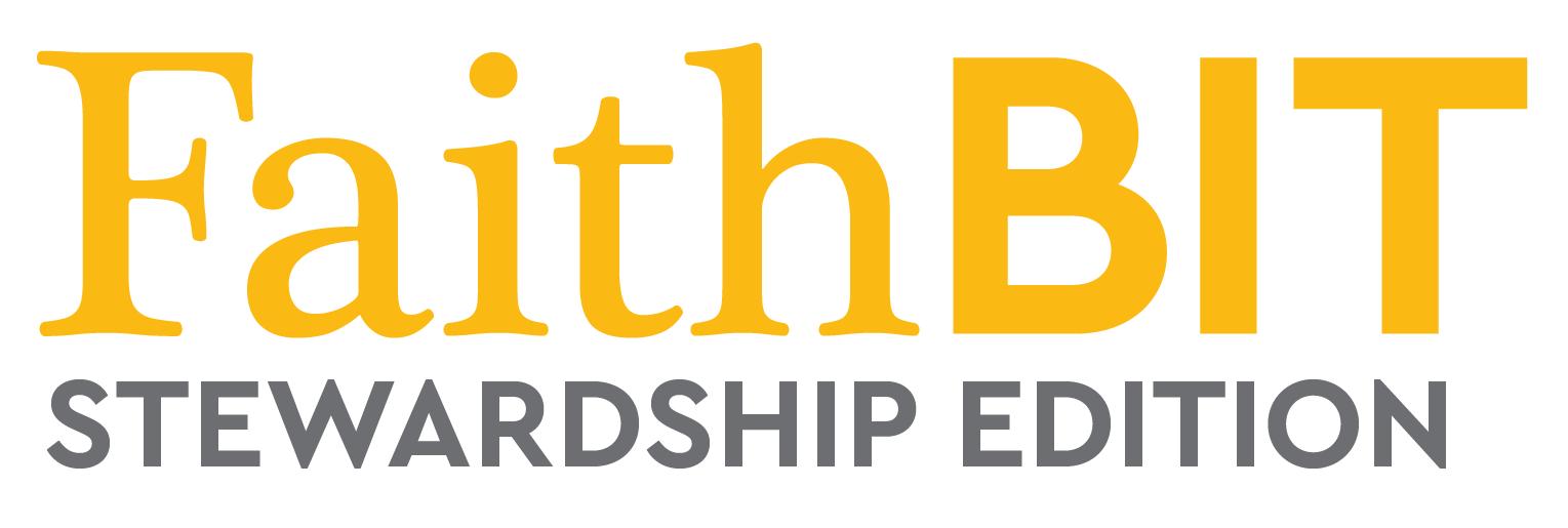 FaithBIT - Stewardship Edition