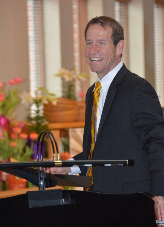 Gary Thrasher, Minister of Music