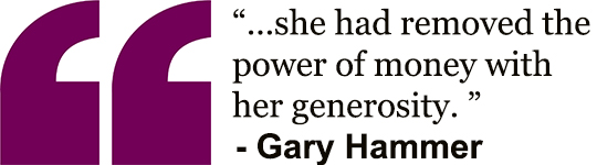 Gary's quoate