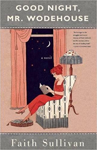 Goodnight Mr. Wodehouse by Faith Sullivan