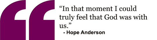 Hope's quote