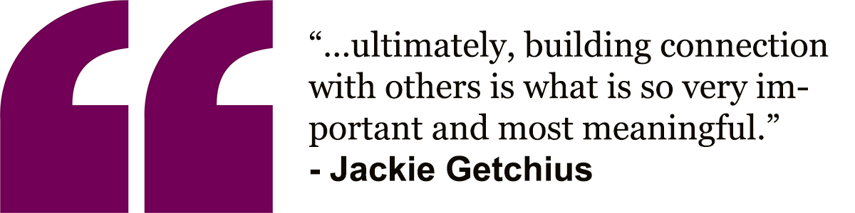 Jackie's Quote