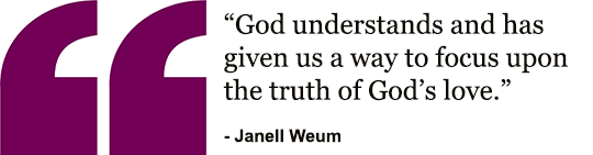 Janell's quote