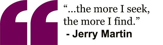 Jerry's quote