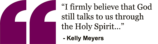 Kelly's quaote