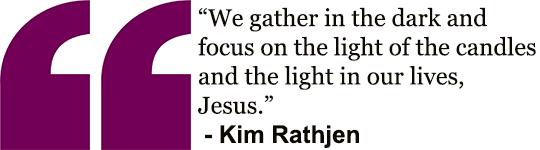 Kim's St Lucia Quote