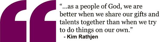 Kim's Quote