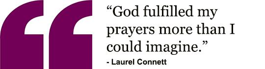 Laurel's quote