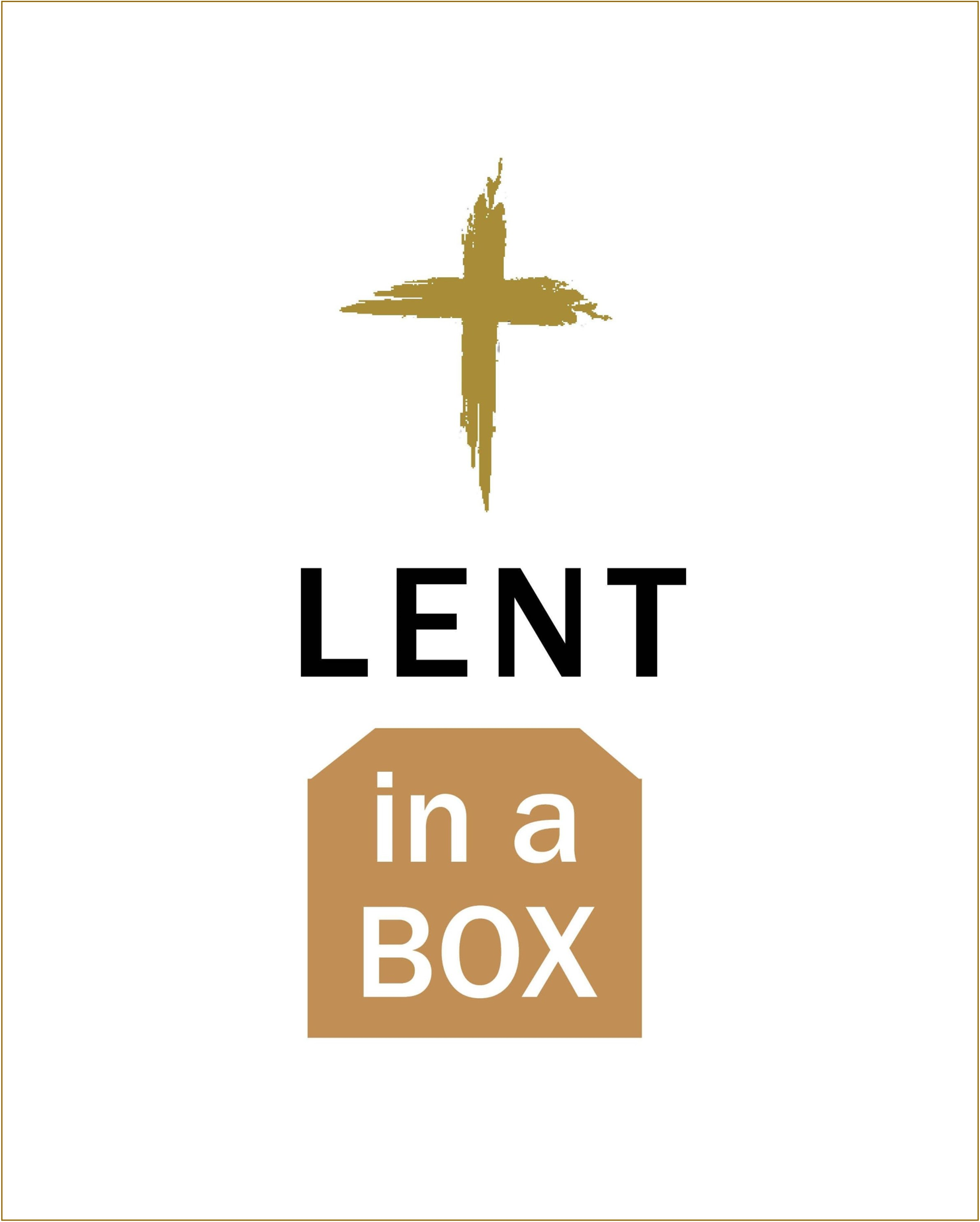 Lent in a Box