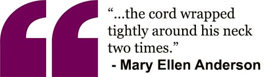 Mary Ellen Anderson - Quote