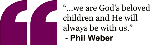 Phil's quote