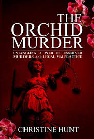 The Orchid Murder by Christine Hunt