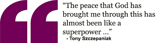 Tony's superpower quote